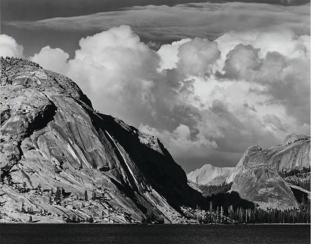 Ansel Adams (1902-1984); Lake Tenaya;