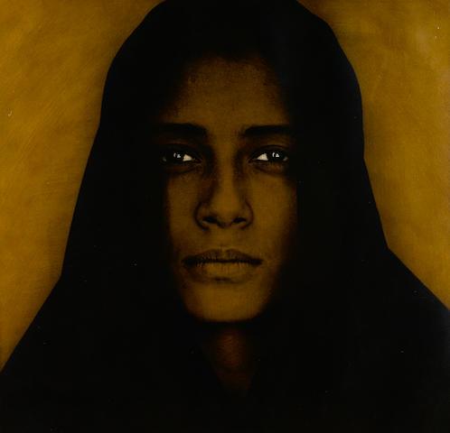 Luis González Palma (born 1957); El Silencio;