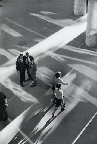 René Burri (born 1933); Rio de Janeiro, Brazil;