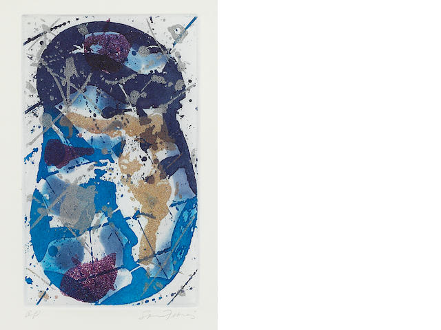 Sam  Francis (1923-1994); Untitled ;
