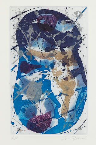 Sam  Francis (1923-1994); Untitled ;