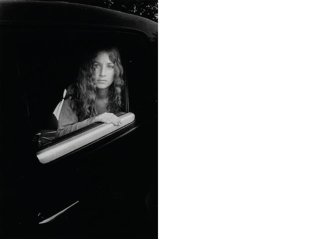 Ralph Gibson (born 1939); Sheila in Car;