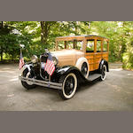 1930 Ford Model A Woody Wagon  Engine no. A2885703,1930 Ford Model A Woody Wagon  Engine no. A2885703