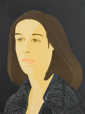 Alex Katz (born 1927); from Ada Four Times;