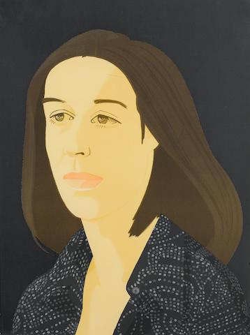 Alex Katz (born 1927); from Ada Four Times;