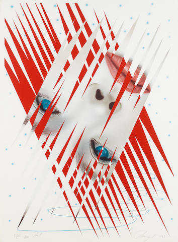 James Rosenquist (born 1933); Ice Point;