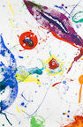 Sam  Francis (1923-1994); Untitled;