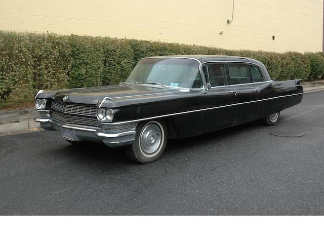 1965 Cadillac P4D Fleetwood Limousine
