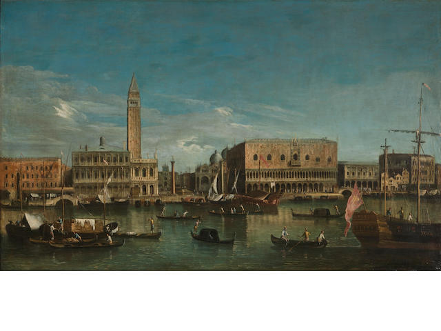 Studio of Cancletto, The Grand Canal, Venice