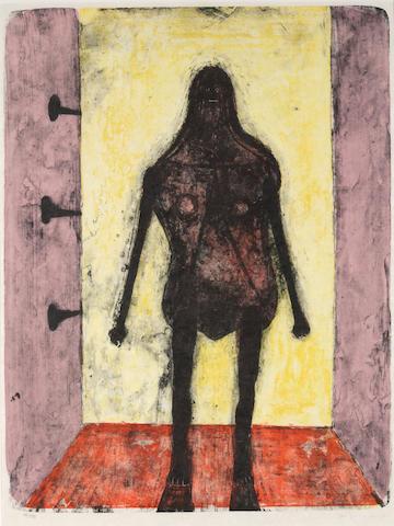 Rufino Tamayo (1899-1991); Venus Negra, from Mujeres;