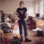 Sarah Lucas (born 1962); Selfish in Bed I;