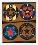Robert Indiana (born 1928); The American Dream; (30)