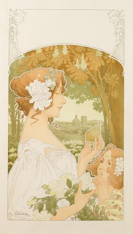 Henri Privat-Livemont (1861-1936); Michiels Frères;