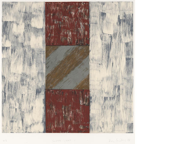 Sean Scully (born 1946); Square Light I;