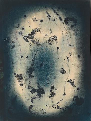 Yayoi Kusama (born 1929) Untitled no. 2, 1953 11 3/4 x 9 in. (29.9 x 22.9cm)