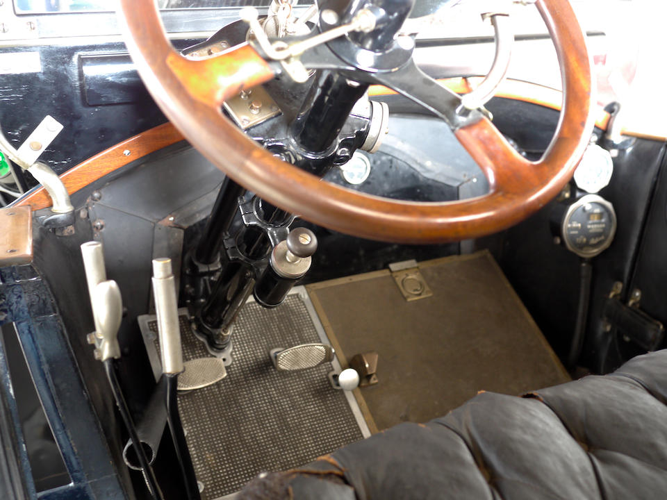 1915 Packard Model 3-38 Six Gentleman's Roadster  Engine no. 76440
