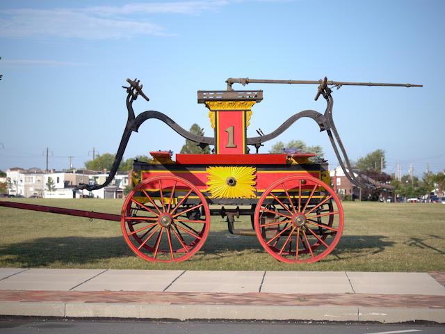 Ex-Lancaster,1830-1856 Fire Pumper