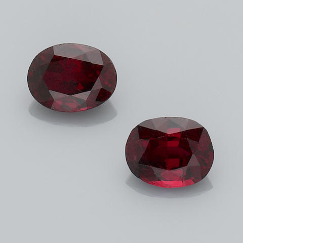 Pair of Rubies