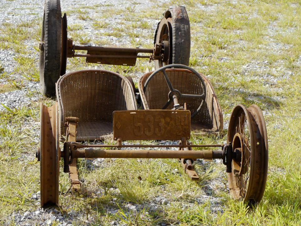 c.1929 duPont Cyclecar,