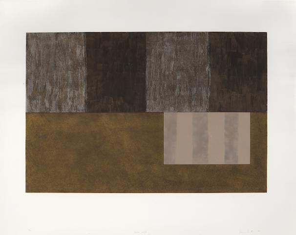 Sean Scully (born 1946); Sotto Voce;