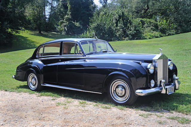 1958 Rolls-Royce Silver Cloud Limousine  Chassis no. LBLC4