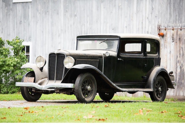 1931 Auburn 8-98 Brougham  Chassis no. 8-98-2477B Engine no. GU59819