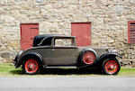 1930 Rolls-Royce 20/25hp Coupe  Chassis no. GNS29 Engine no. A4H