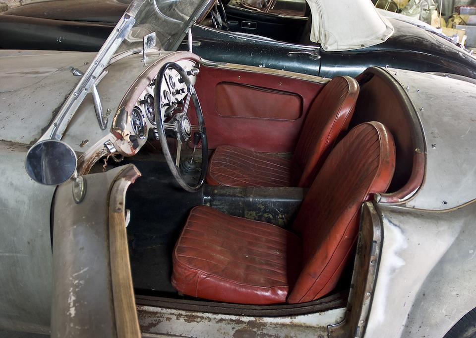 Barn discovery,1960 MGA 1600 Roadster  Chassis no. GHNL/73395 Engine no. 16GA/U/4662