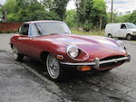 1970 Jaguar XKE 4.2 Liter Coupe   Chassis no. 1R 27810