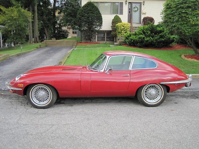 1970 Jaguar XKE Coupe  Chassis no. 1R27810