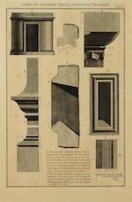 Giovanni Battista Piranesi (Italian, 1720-1778); 12 Plates, from Trofeo o sia Magnifica Colonna Coclide; (12)