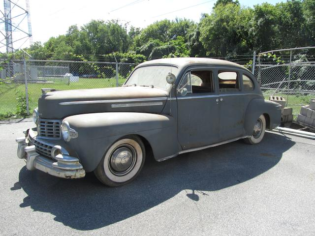 1946 Lincoln Model 66H Sedan  Chassis no. H1507