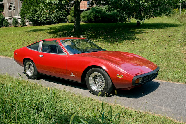 3 owners from new, 63,800 miles covered,1972 Ferrari 365 GTC/4 2+2 Coupe  Chassis no. 15199 Engine no. 15199
