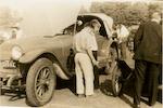 1917 Simplex Crane Dual Cowl Phaeton