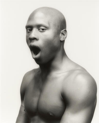 Robert Mapplethorpe (1946-1989); Ken Moody;