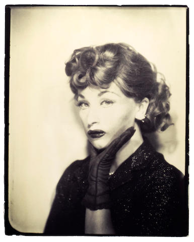 Cindy Sherman (b. 1954); Self-Portrait as Lucille Ball;