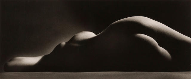 Ruth Bernhard (1905-2006); Sand Dune;