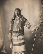 Frank A. Rinehart (1861-1928); Portraits of Native Americans; (18)