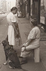 Helen Levitt (1918-2009); Selected Images; (9)