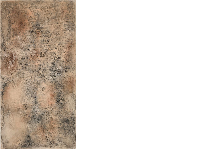 Mark Tobey (1890-1976); Untitled (Monotype);