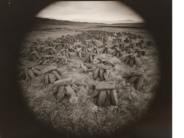 Emmet Gowin (born 1941); Selected Images; (3)