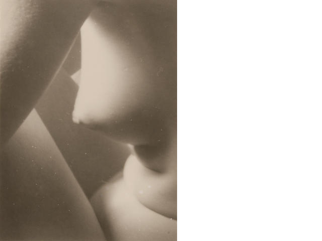 Imogen Cunningham (1883-1976); Triangles;
