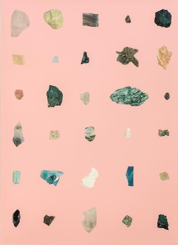 Damien Hirst (born 1965) London, 1992 34 x 24in (86.36 x 60.9cm)