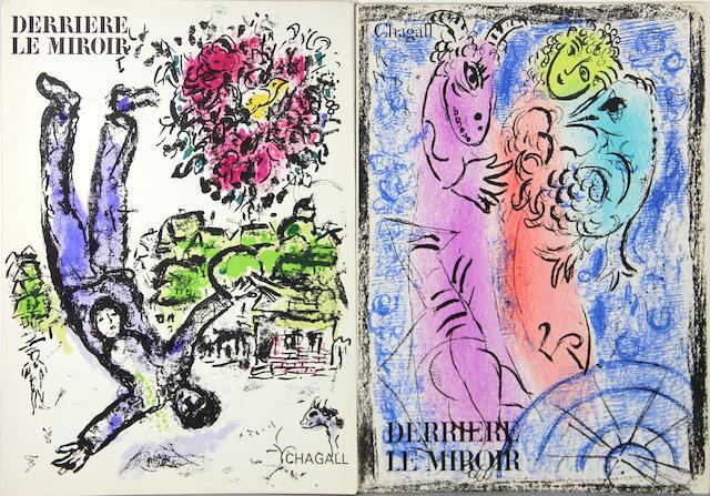 DERRIERE LE MIROIR. Derrière le miroir. Paris: Maeght, 1962-1982.<BR />