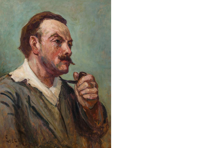 Paulémile Pissarro (French, 1884-1972) *Estimate in USD* Snow scene