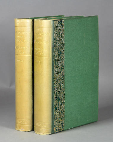 FRESHFIELD, DOUGLAS W. 1845-1934. The Exploration of the Caucasus. London & New York: Edward Arnold, 1896.