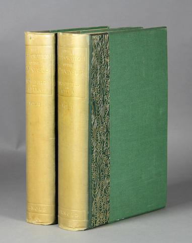 FRESHFIELD, DOUGLAS W. 1845-1934. The Exploration of the Caucasus. London & New York: Edward Arnold, 1896.