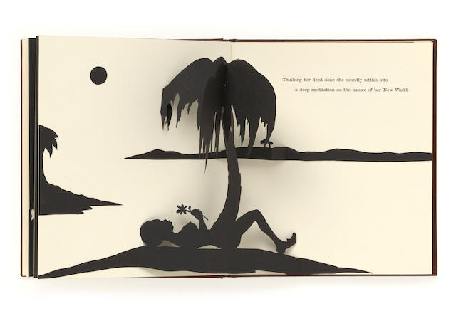 Kara Walker (born 1969); Freedom, A Fable;