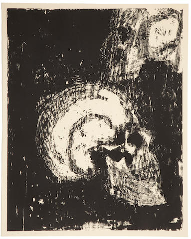 Jim Dine (born 1935); The Channel, Two Side Views;