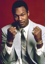 Hublot. The unique Larry Holmes WBC chronograph wristwatchKing Power, Ref:703.OM.0218.HR.WBC12